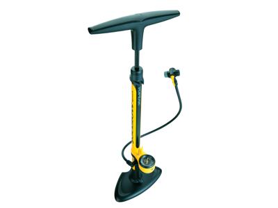 Topeak JoeBlow Sport II - 11 bar / 160 psi - gul/svart