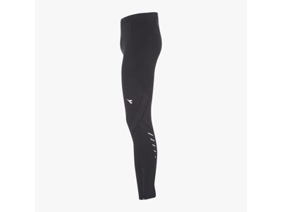 Diadora - STC Filament Pant Win - Lange tights - Herre - Sort