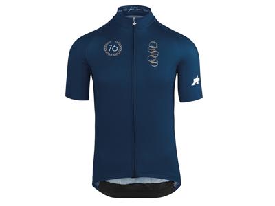 Assos ForToni Short Sleeve Jersey - Cykeltrøje - Mørkeblå