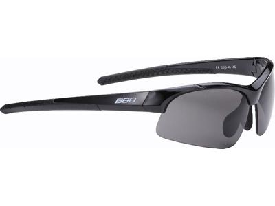 BBB Impress BSG-58 - Löpar- och cykelglasögon - 3 set linser - Mattsvarta