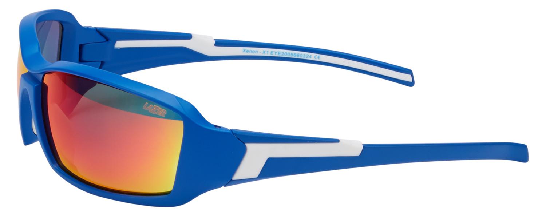 Lazer - Løbe- og Cykelbrille - Xenon X1 - Blue | Briller