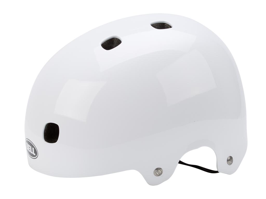Bell Segment cykel- og skaterhjelm  - Str. 59-61,5 cm Hvid thumbnail