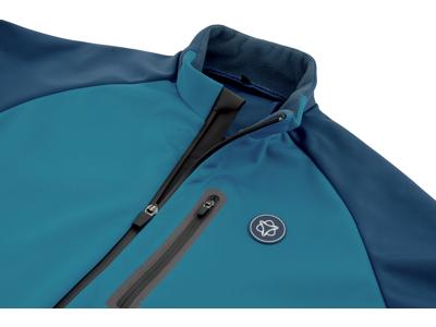 AGU Pro Winter Softshell - Cykeljakke - Blå