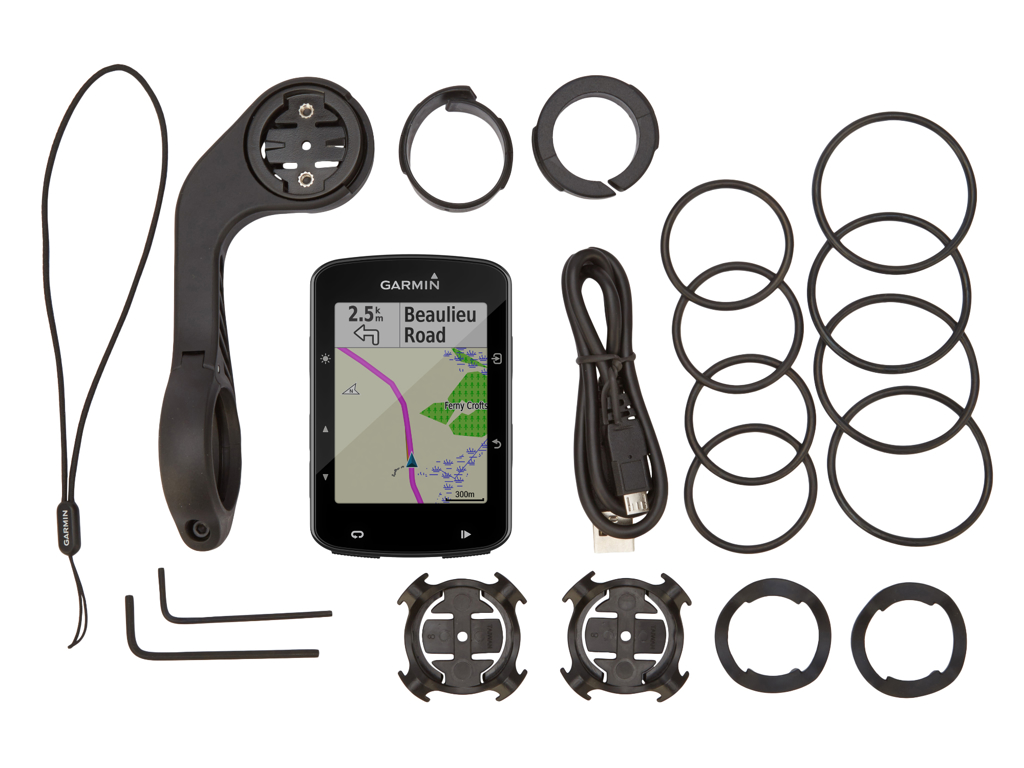 Garmin Edge 520 Plus - GPS Cykelcomputer thumbnail