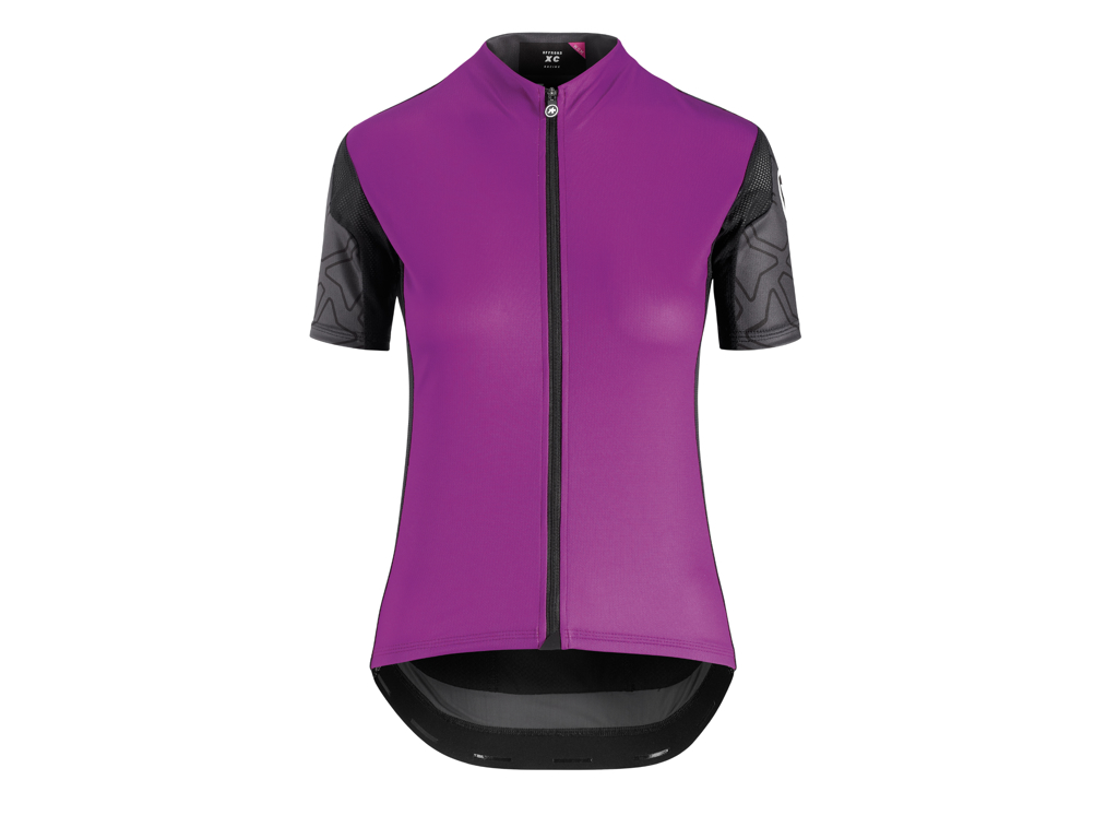 Image of   Assos XC Shot Sleeve Jersey Woman- Cykeltrøje MTB - Dame - Lilla - Str. L