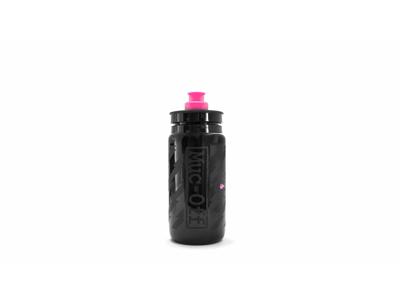 Muc-Off Elite Fly - Drikkeflaske - Sort - 550 ml