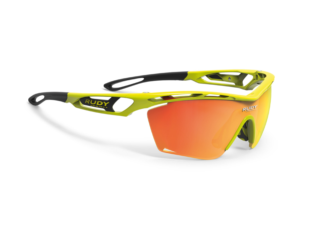Image of   Rudy Project Tralyx Slim - Løbe- og cykelbrille - Multilaser Orange