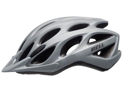 Bell - Tracker - Cykelhjälm - Str. 54-61 cm - Matt Silver