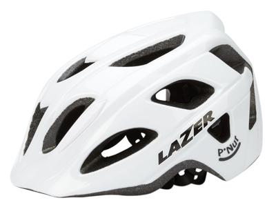 Lazer - Cykelhjelm - P'Nut - Hvid - 45-53 cm