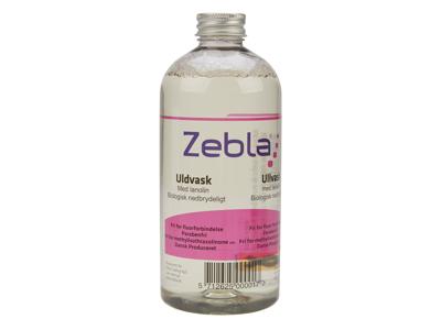 Zebla Ulltvättmedel 500 ml