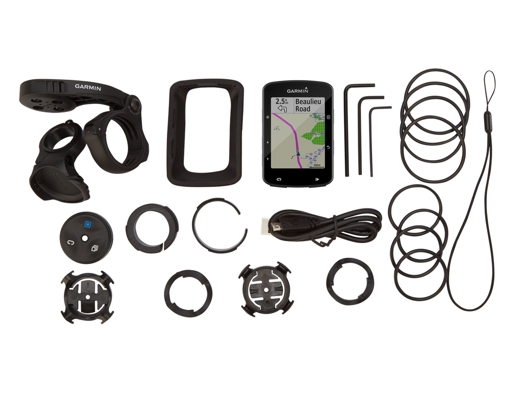 Garmin Edge 520 Plus MTB-bundle - GPS Cykelcomputer thumbnail