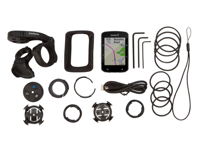 Garmin Edge 520 Plus MTB-bundle - GPS Cykeldator
