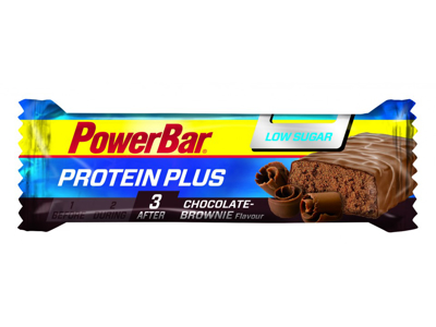 Powerbar Protein plus - Chocolade Brownie 35 gram