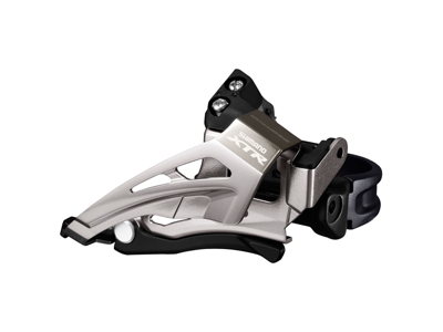 Shimano XTR - Forskifter FD-M9025-LX6 - 2 x 11 gear med klampe - Top Swing