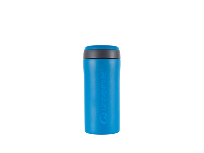LifeVenture Thermal Mug - Termomugg - 0,3 l - Matt Blå