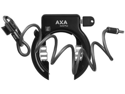 Lås AXA Solid Ramlås med vajer