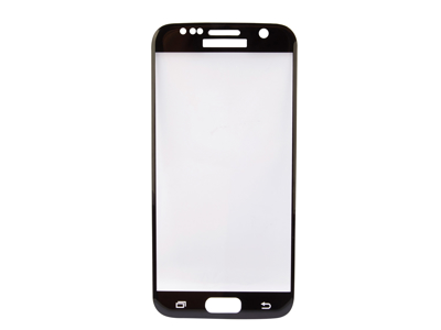 Atredo - Beskyttelsesglas til Samsung Galaxy S7  - Inklusiv klud og renseserviet