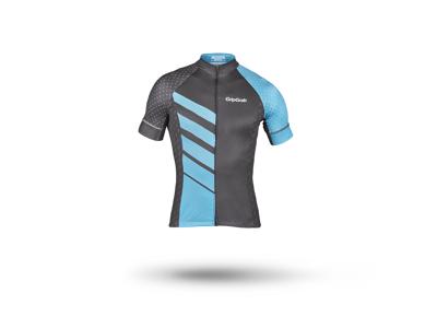 GripGrab 6005 Race Jersey Women - Cykeltrøje med korte ærmer - Dame - Blå