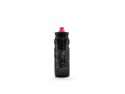 Muc-Off Elite Fly - Vattenflaska - Svart - 750 ml