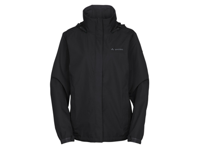 Vaude Womens Escape Light Jacket - Vandtæt damejakke - Sort