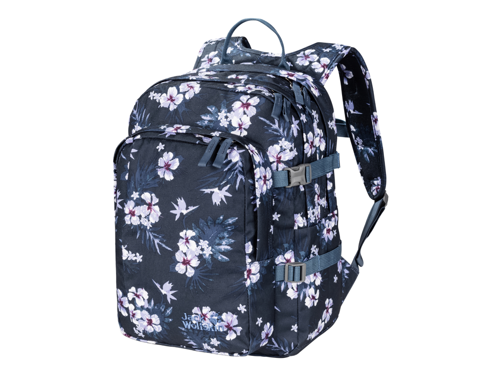 Image of   Jack Wolfskin Berkeley S - Rygsæk kids - 23 liter - Tropical blossom