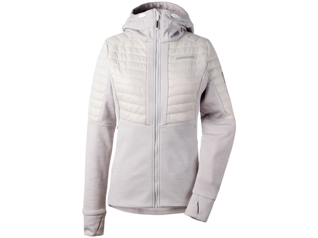 Didriksons Annema Womens Jacket - Softshelljacka Dam - Grå - 44