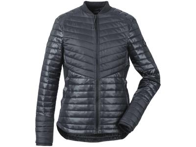 Didriksons Rima Womens Jacket - Fiberjakke Dame - Sort