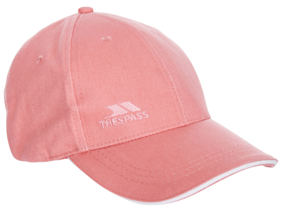 Trespass Carrigan - Baseball Cap - Unisize - Pink
