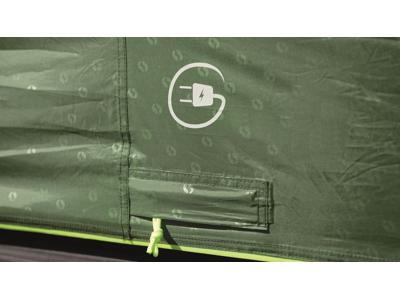 Outwell Dayton 4 - Telt - 4 personers - Grøn/grå