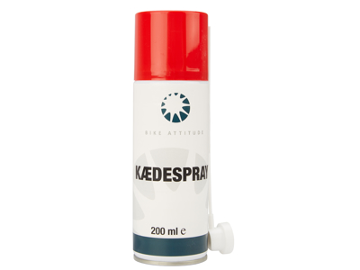 Bike Attitude - kedjespray - 200 ml - Transparent