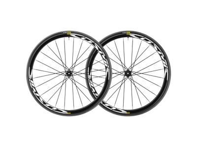 Mavic Cosmic Elite UST Disc - Tubeless hjulsæt inkl. dæk - Sram/Shimano - 700x25c