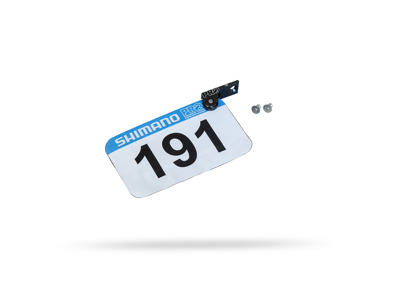 PRO Nummerholder - Integreret montering