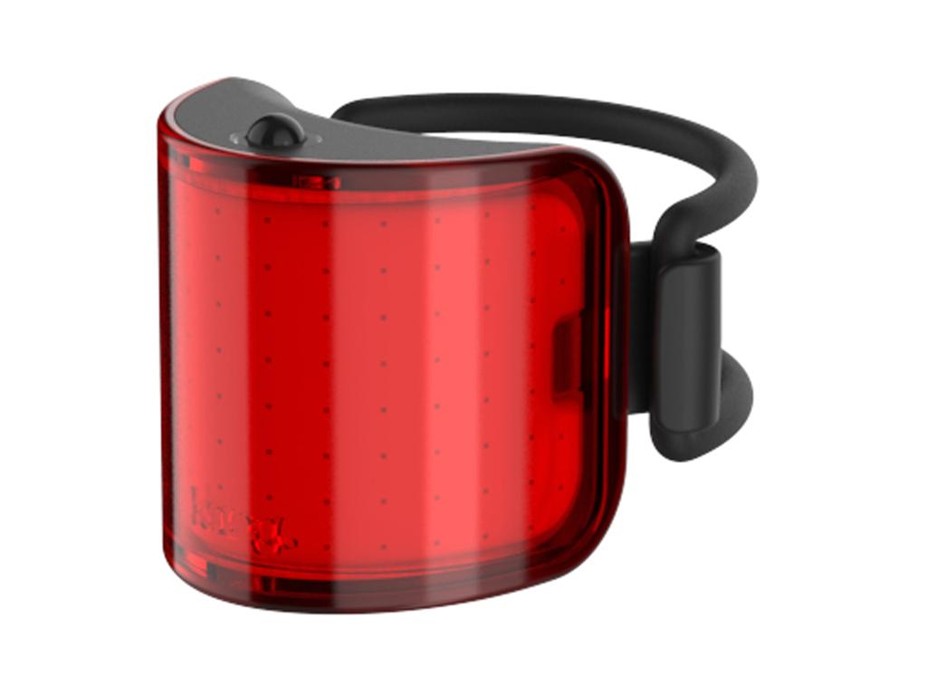 Image of   Knog Lil Cobber - Cykellygte bag - 50 lumen - USB opladelig