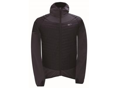 2117 Of Sweden Blixbo Eco Hybrid Jacket - Hybrid jakke - Herre - Mørkegrå