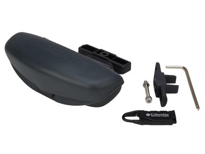 Helmmate - hjälmlås och sadelöverdrag i ett - Stöldskydd cykelhjälm