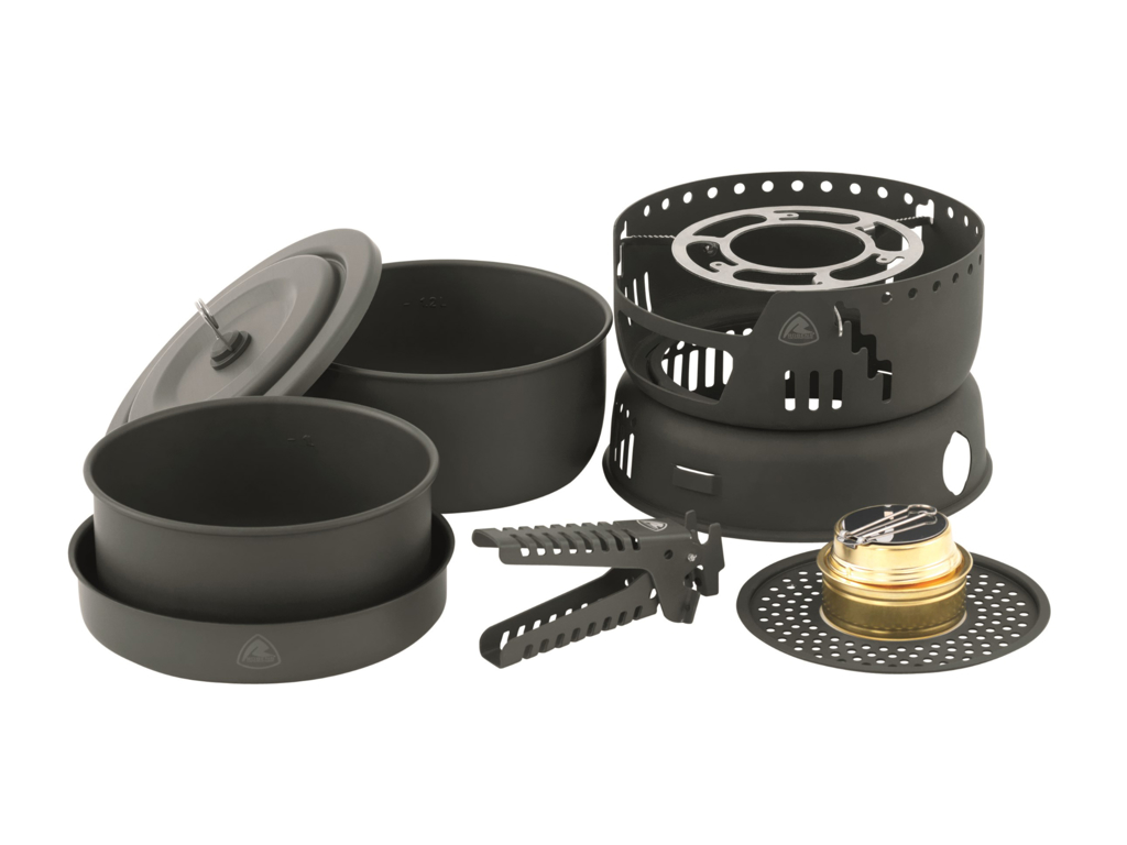 Robens Cookery King - Stormkök - Matt Svart