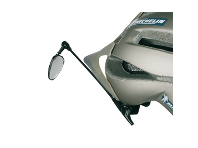 Zefal Z-eye spejl - Til montering på cykelhjelm