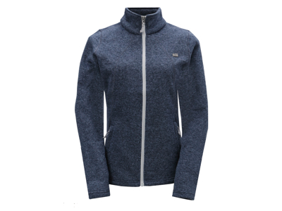 2117 Of Sweden Lustebo Jacket - Fleecejakke - Dame - Navy