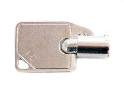 Nyckel till Yepp cykelstol
