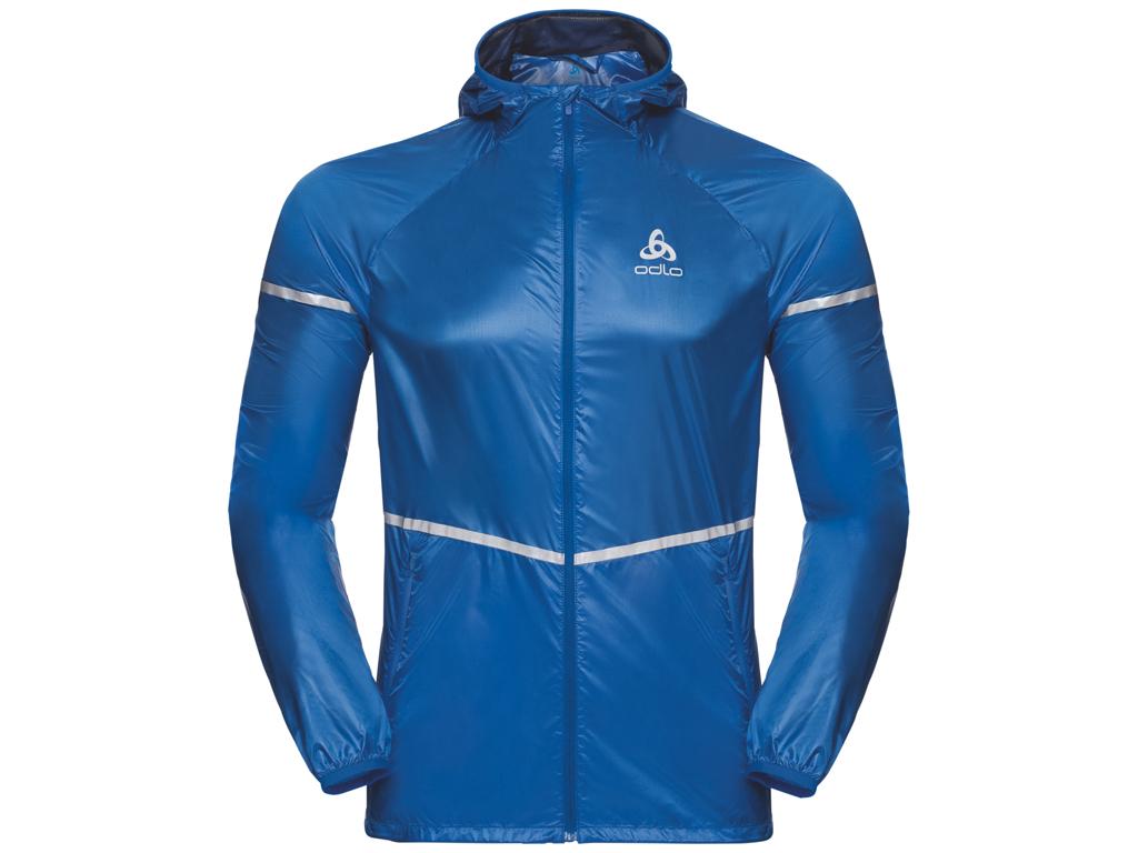 Image of   Odlo - Zeroweight jacket - Løbejakke - Herre - Blå
