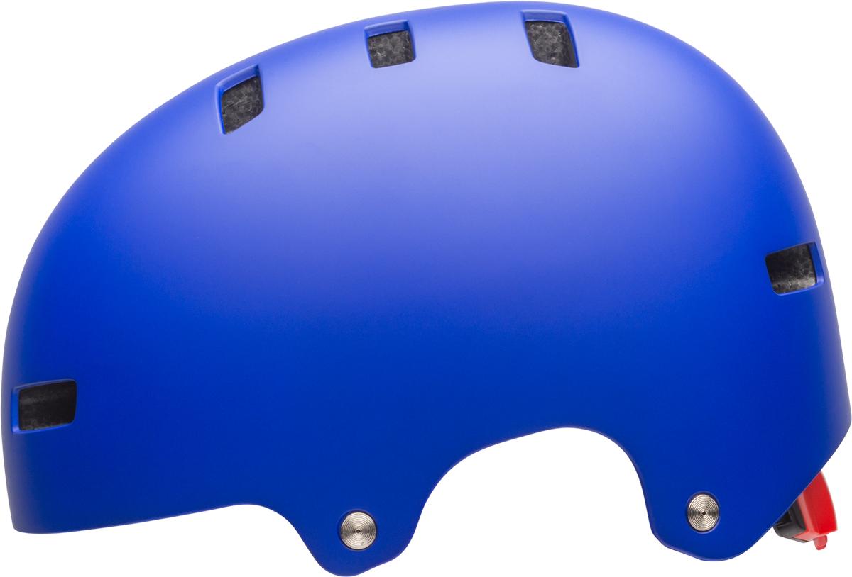 Hjelm Bell Span grøn/gul zebra | Helmets