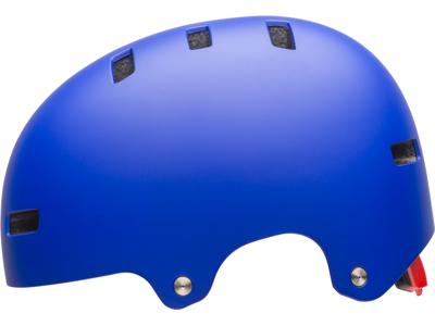 Bell Span - Cykel- og skaterhjelm - Mat lilla