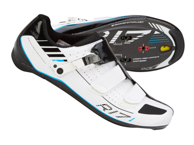 Shimano Cykelsko Performance let vægt SH-R171 - Hvid/Sort
