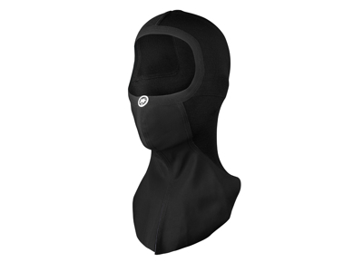Assos Face Mask Ultraz Winter - Balaclava hjälmhuva - Svart - Str. II