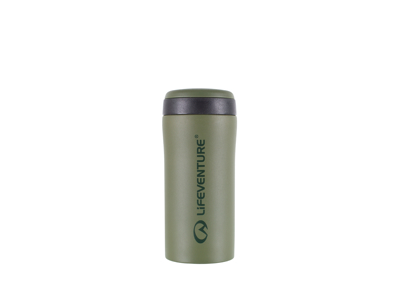 LifeVenture Thermal Mug - Termomugg - 0,3 l - Matt Khaki