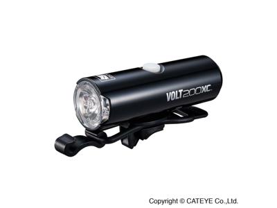 Cateye Volt200XC - Forlygte - HL-EL060RC - USB - 200 lumen