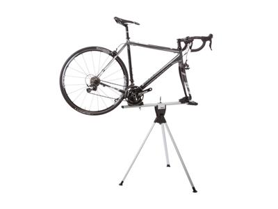Thule - Roundtrip Pro XT - Cykelkuffert m/integreret cykelstander - Softshell - Sort
