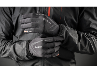 GripGrab UltraLight løbehandske - Sort