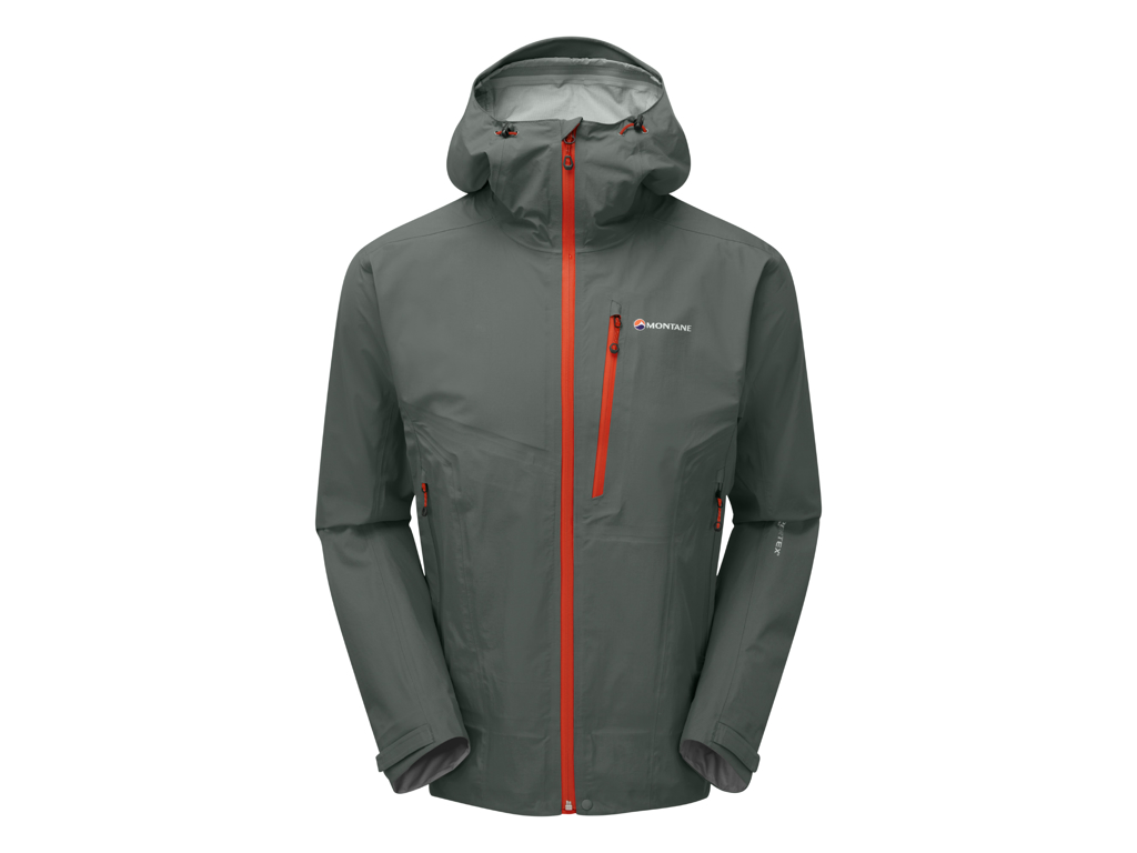 Image of   Montane Ultra Tour Jacket - Skaljakke Mand - Grå - Large