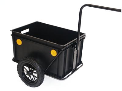 """Roland Cykelanhænger Mini Boy 12"""" hjul"""